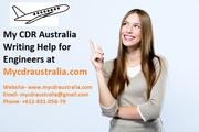My CDR Australia Writing Help for Engineers at Mycdraustralia.com